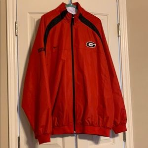 University of Georgia Bulldogs Nike jacket